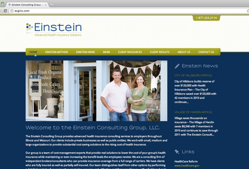 Einstein Consulting Group