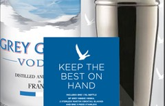 Grey Goose Packaging