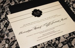 Mitchell/Markel Invitations