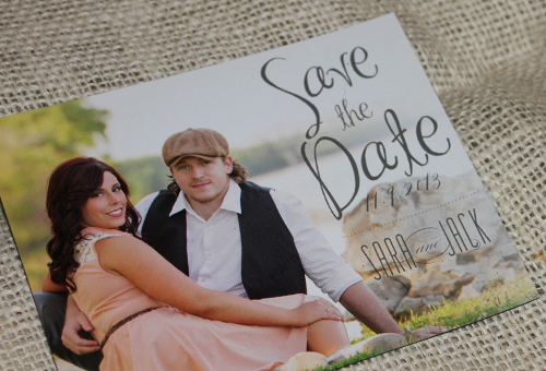 Mogelnicki/Mckenna Wedding Invitation